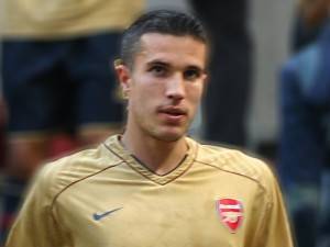 Robin Van Persie - Placenta Forward