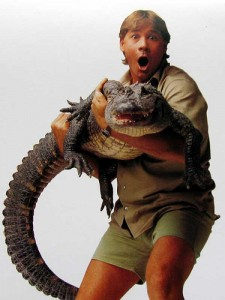 Steve Irwin, taken from http://www.google.co.uk/imgres?imgurl=http://www.webwombat.com.au/spotlight/images/steve-irwin-dead.jpg&amp;imgrefurl=http://www.webwombat.com.au/spotlight/steve-irwin-dead.htm&amp;h=400&amp;w=300&amp;sz=24&amp;tbnid=R1MbS6VVuGNALM:&amp;tbnh=124&amp;tbnw=93&amp;prev=/images%3Fq%3Dsteve%2Birwin&amp;usg=__vjtdDv3HNg75OiPhFElyNRFNQEI=&amp;ei=-mWrS9TvB5v40wTKosiPDg&amp;sa=X&amp;oi=image_result&amp;resnum=1&amp;ct=image&amp;ved=0CAkQ9QEwAA