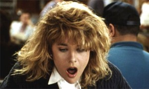 Fake Orgasm Story? Trot out a Meg Ryan pic